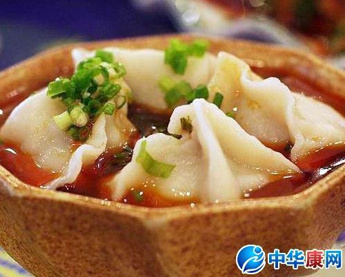 剥皮辣椒水饺饿制作步骤