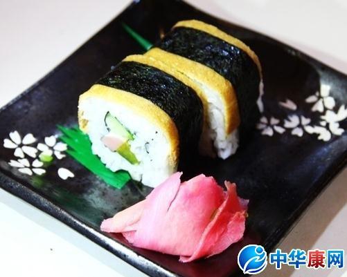 【怎样做寿司】寿司怎样做