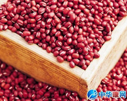 【赤小豆的功效】吃赤小豆的功效