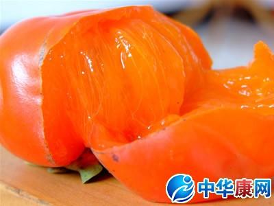 吃柿子有什么好处_吃柿子有什么好处心脏健康水果王保健频道