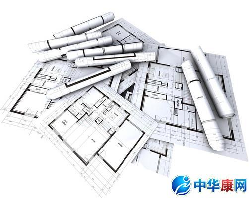 建筑施工图纸怎么看图片