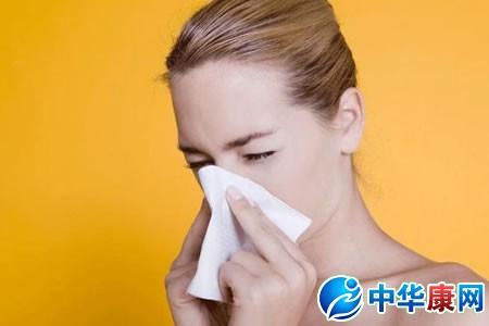 风热感冒症状