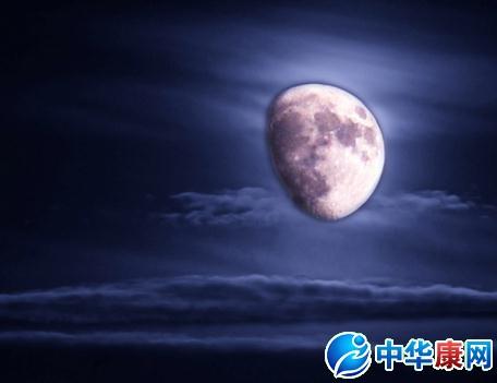 月亮的诗句